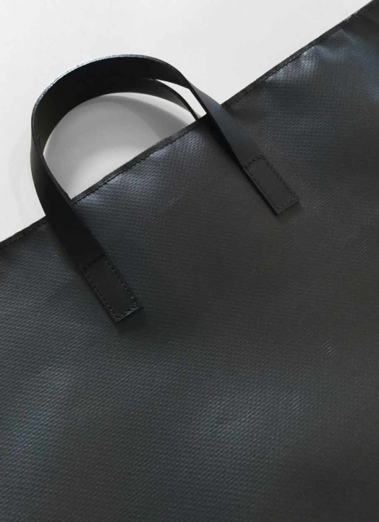 Isotype Mark Bradford Bag