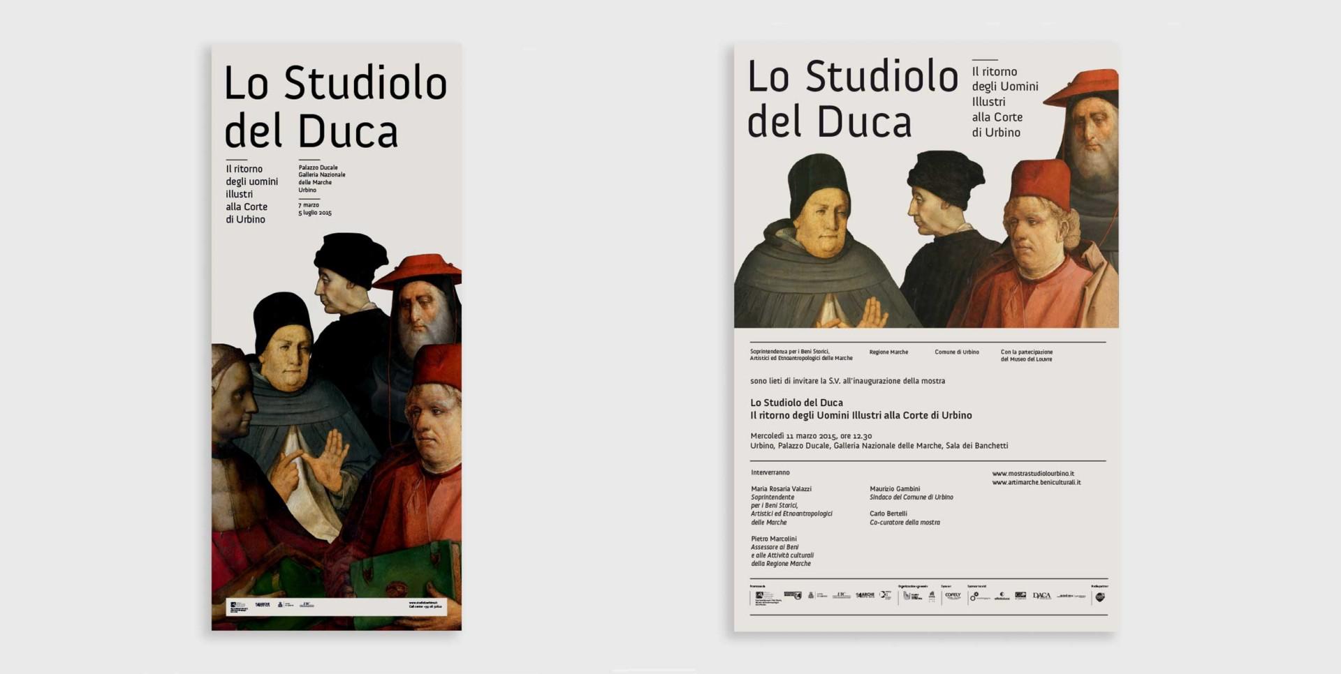 Isotype Lo Studiolo del Duca