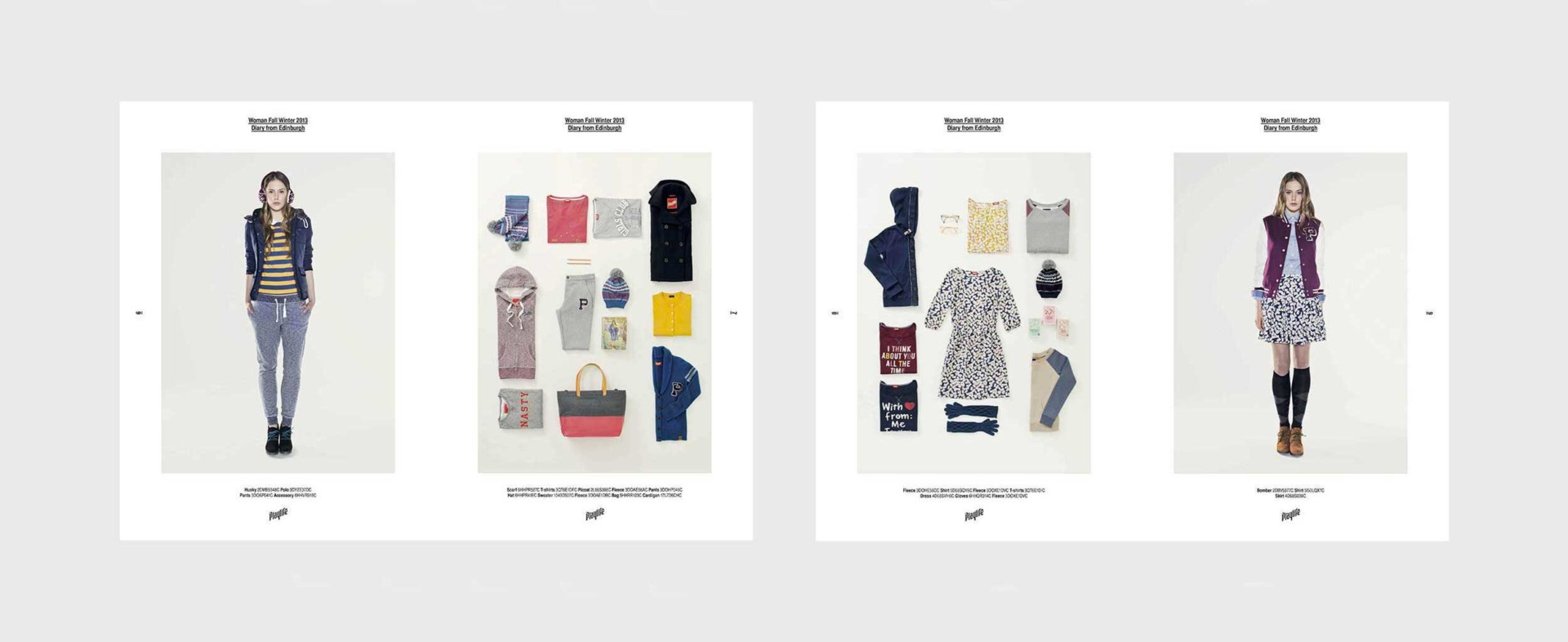 Isotype Playlife Look book Fall Winter 13