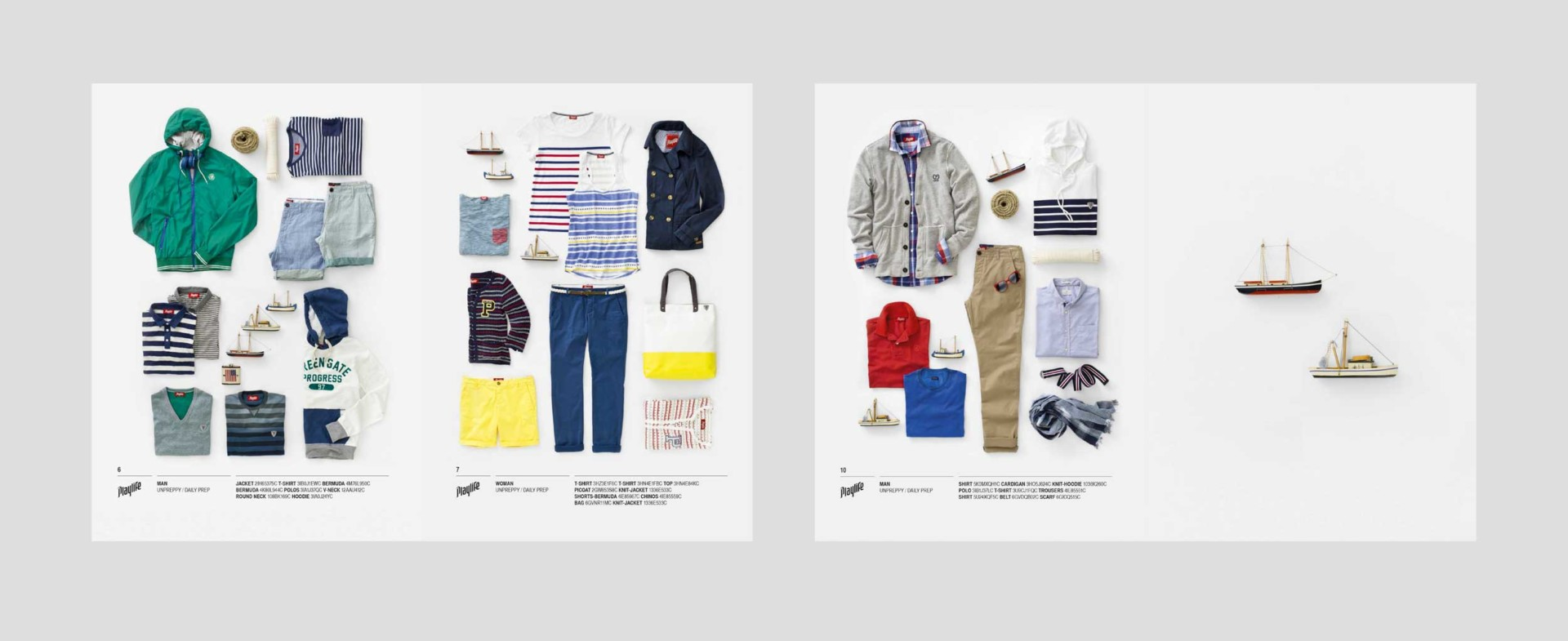 Isotype Playlife Look book Spring Summer 14
